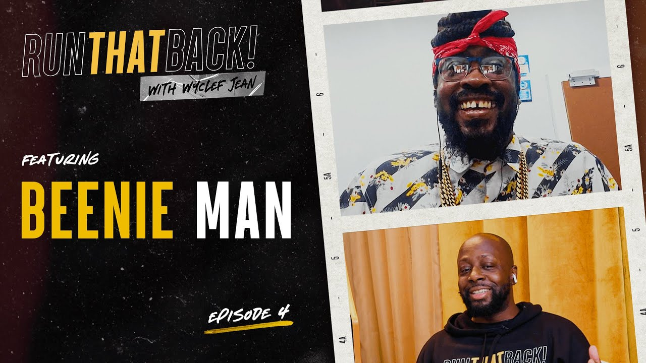 Beenie Man Interview @ RunThatBack by Wyclef Jean [9/17/2021]
