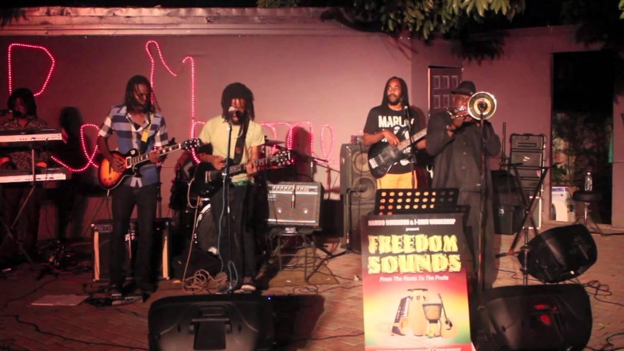 EarthKry - Y Mas Gan feat. Nambo Robinson in Kingston, Jamaica [5/17/2015]