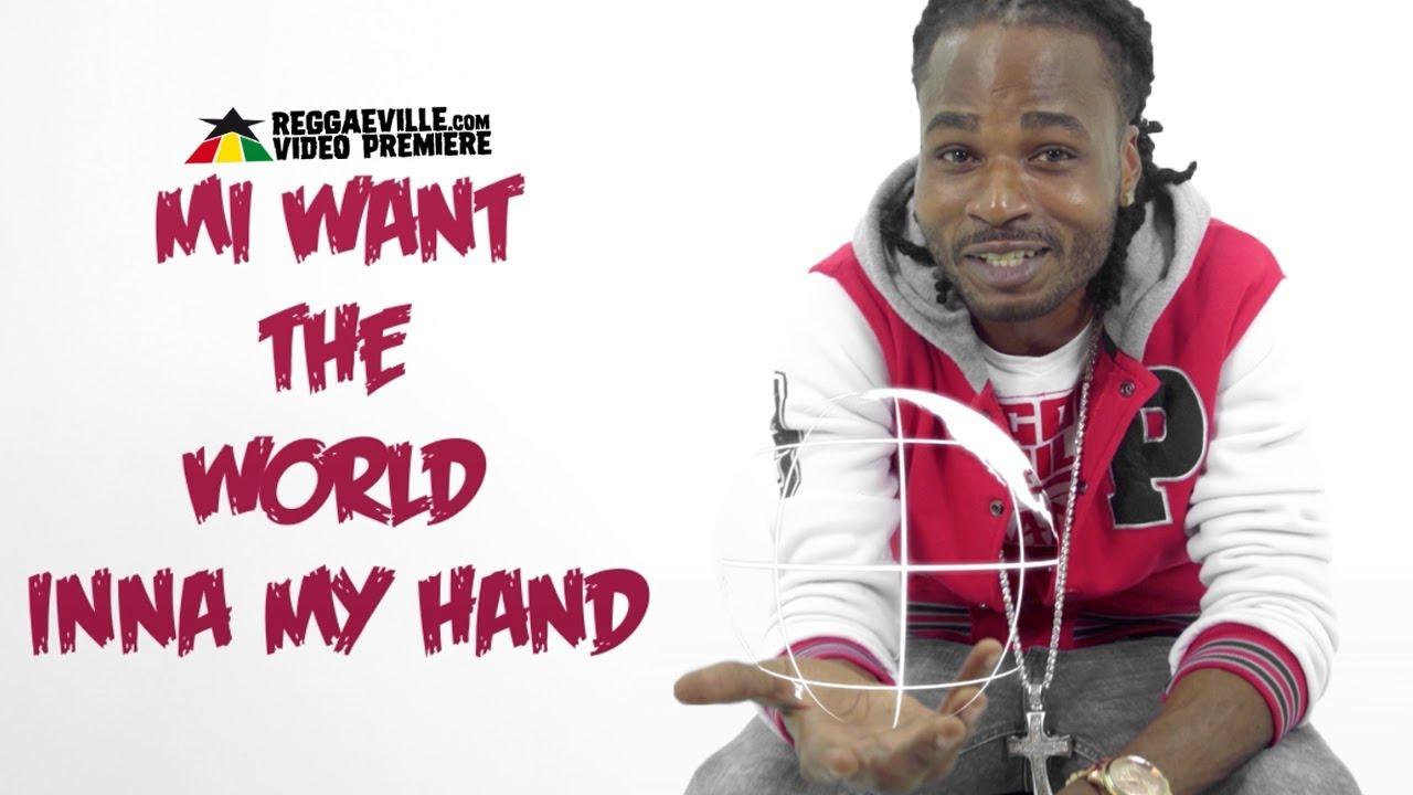 Bramma - Want The World (Wednesday) [11/8/2017]