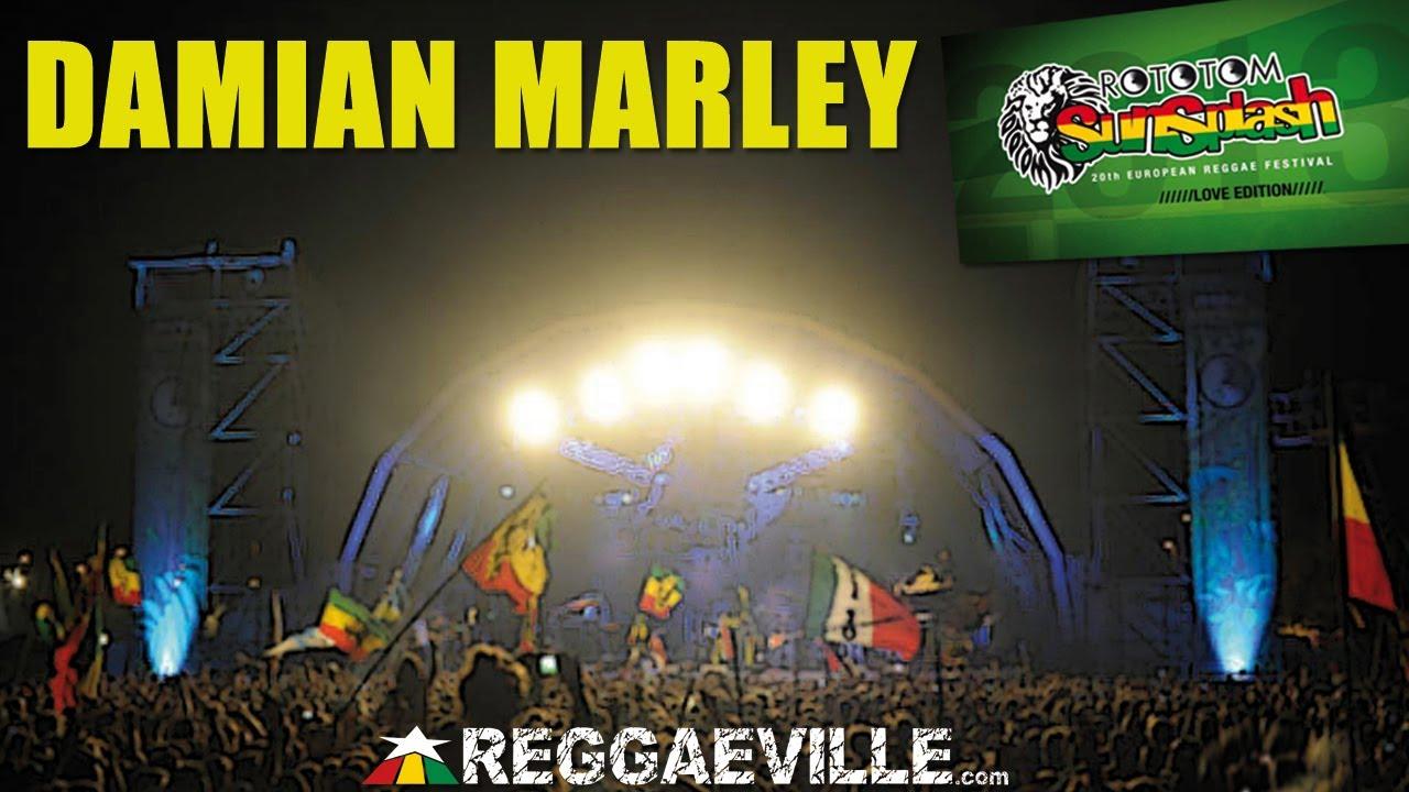Damian Marley @Rototom Sunsplash [8/24/2013]