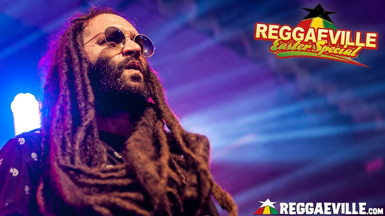 Alborosie - The Unforgiven in Berlin, Germany @ Reggaeville Easter Special 2019 [4/22/2019]