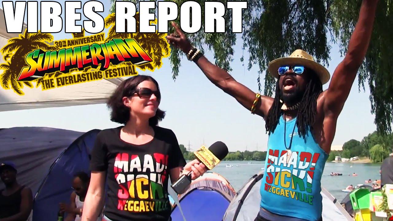 Vibes Report @SummerJam 2015 [7/7/2015]