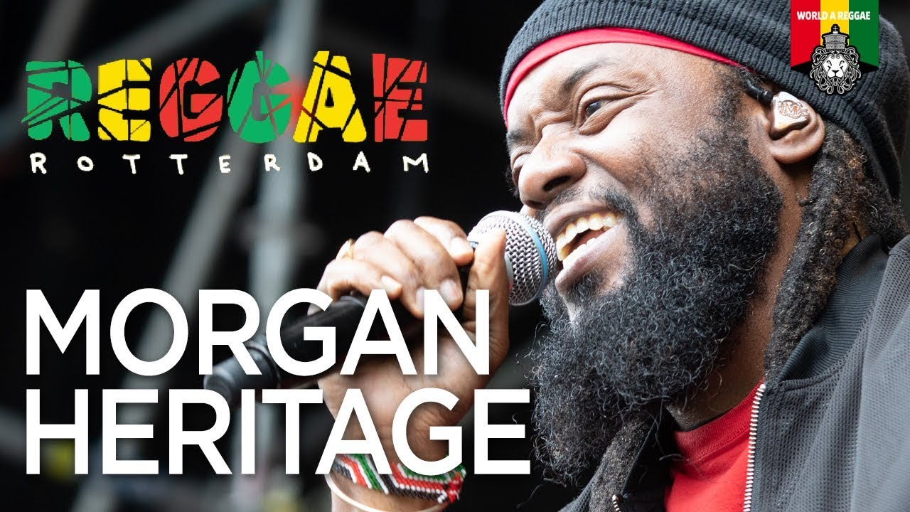 Morgan Heritage @ Reggae Rotterdam Festival 2019 [7/28/2019]