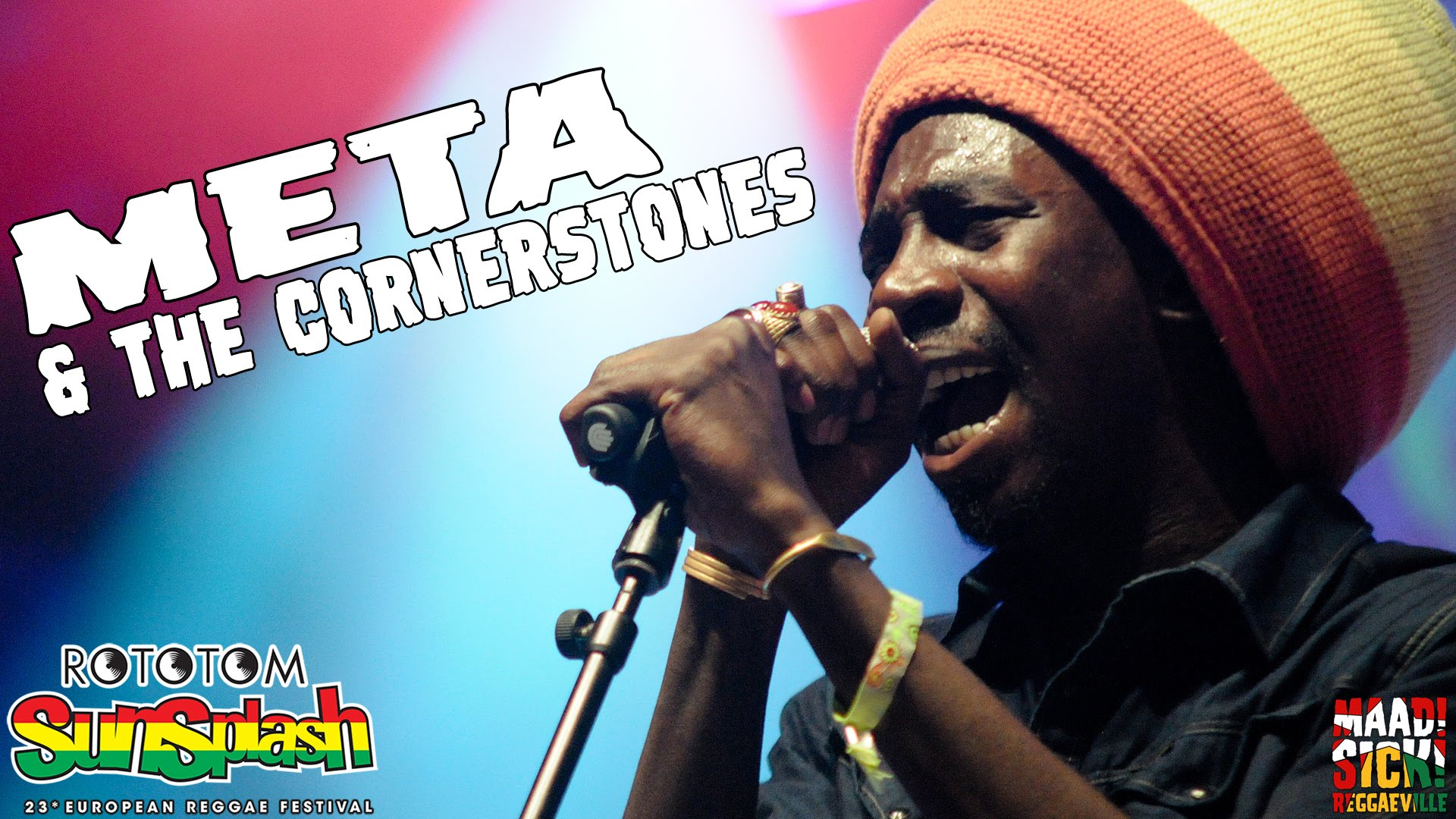 Meta & The Cornerstones @ Rototom Sunsplash 2016 [8/15/2016]