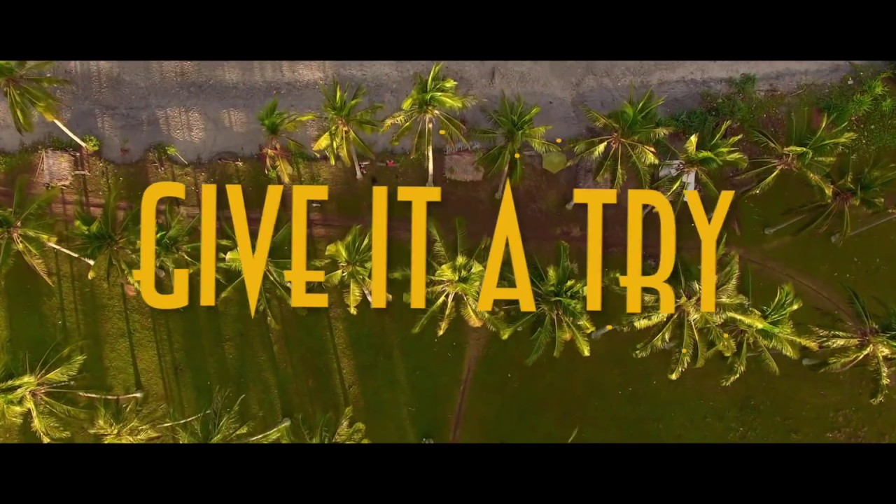 Raging Fyah - Give It A Try (Lyric Video) [6/29/2018]