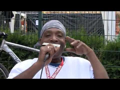 Daddy Freddy @ Reggae Jam [shout-out] [8/1/2009]