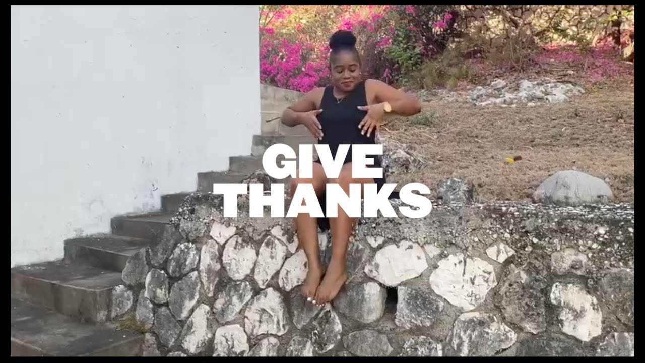 Swing Ting & Shanique Marie - Give Thanks [5/14/2020]