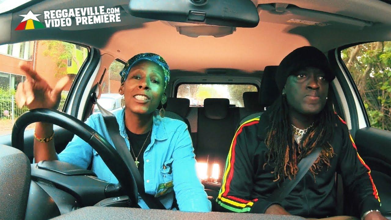 Rafeelya feat. Blackout JA & Griz-O - Ready Fi Di Road [7/28/2021]
