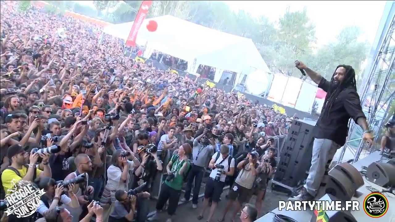 Ky-Mani Marley @ Reggae Sun Ska [8/4/2013]