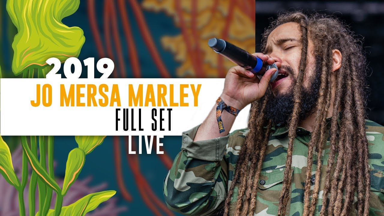 Jo Mersa Marley @ California Roots Festival 2019 (Full Show) [5/25/2019]
