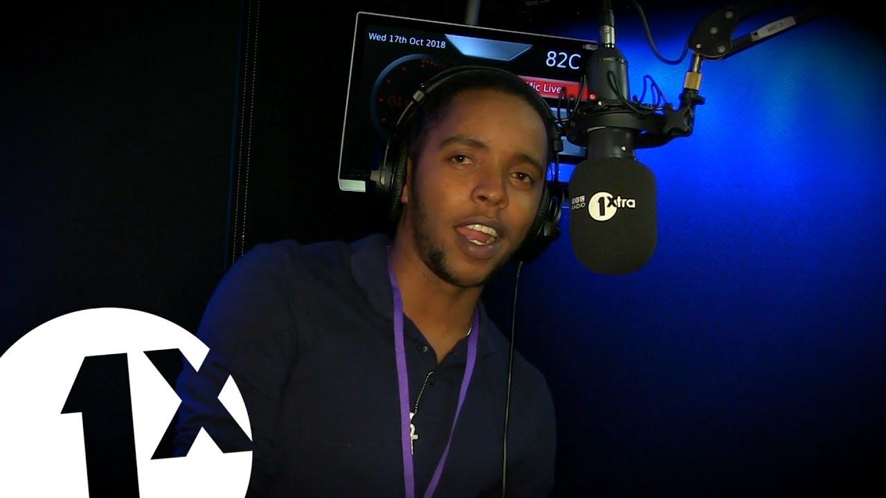 Shane O freestyles @ BBC 1Xtra [10/19/2018]