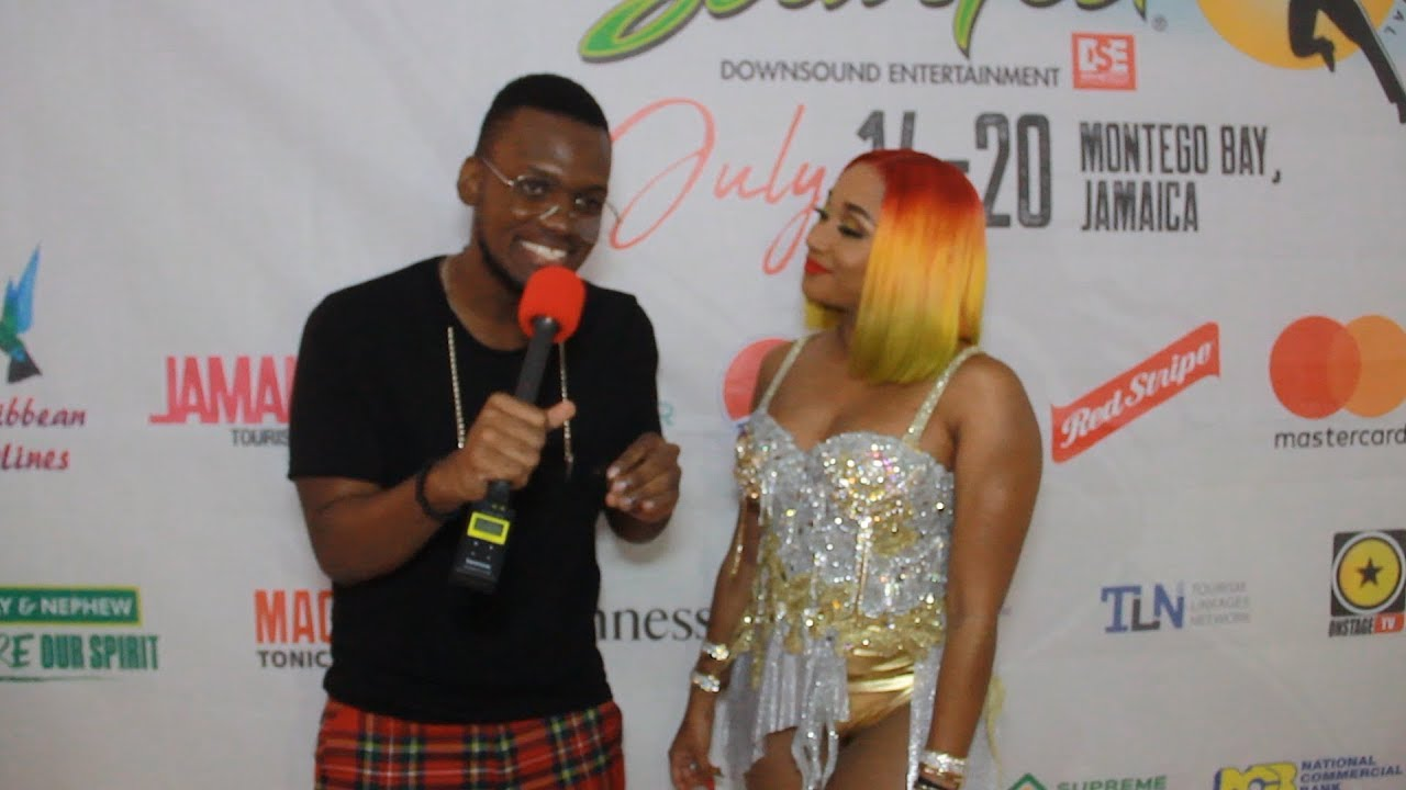 Rre Interview by Dutty Berry @ Reggae Sumfest 2019 [7/19/2019]