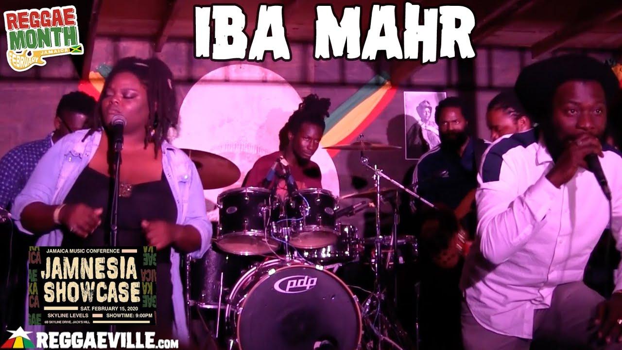 Iba Mahr in Jamaica @ Jamnesia Showcase 2020 [2/15/2020]