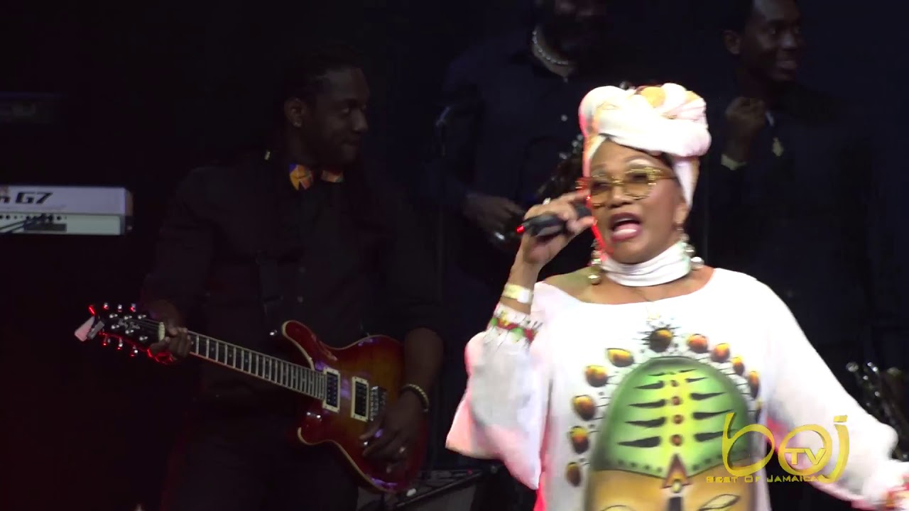 Marcia Griffiths - Electric Boogie @ Reggae Gold Awards 2019 [2/27/2019]