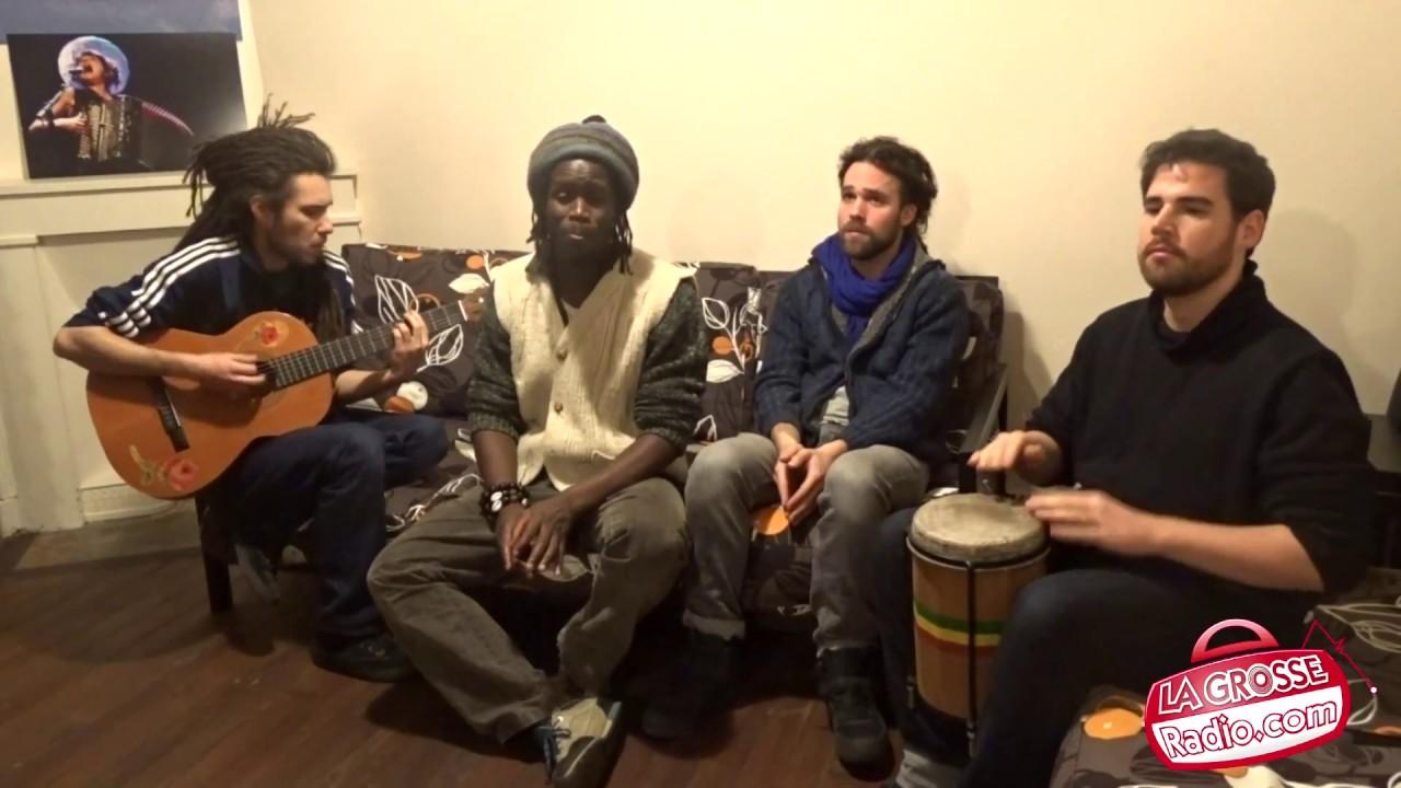 Joe Pilgrim & The Ligerians - Acoustic Session @ La Grosse Télé [2/13/2017]