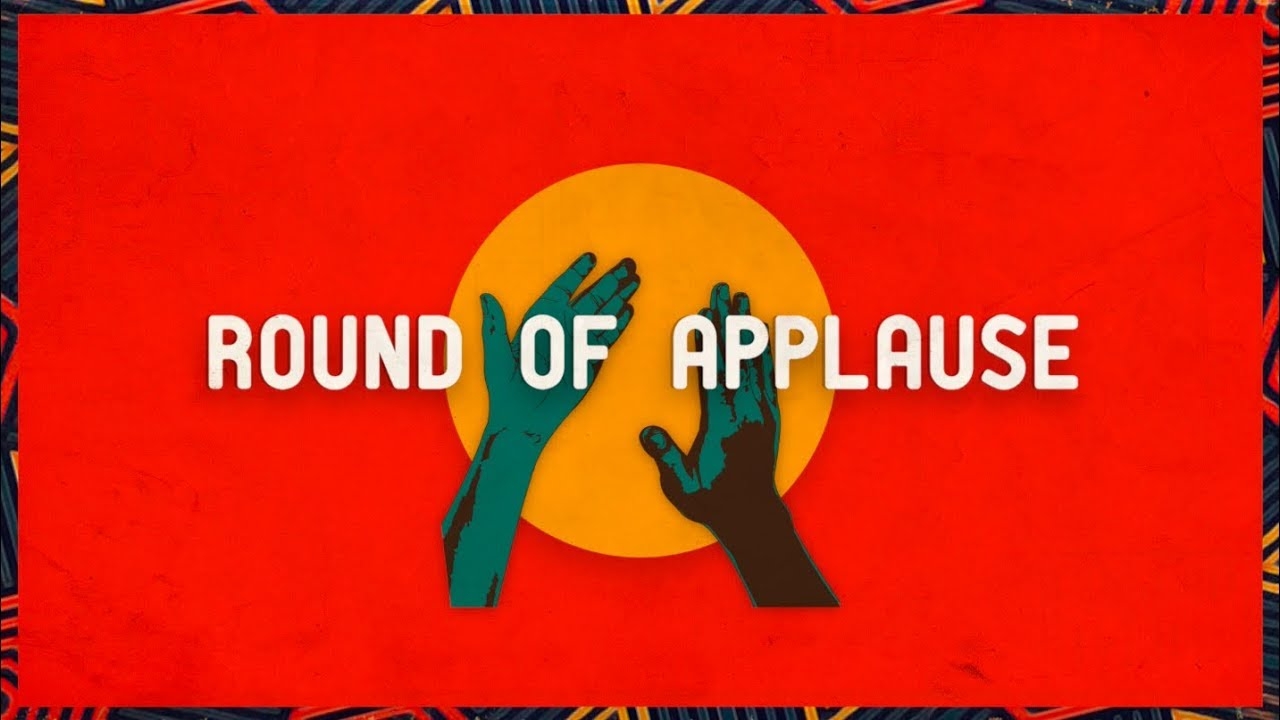Walshy Fire, Ice Prince & Demarco - Round Of Applause (Lyric Video) [5/23/2019]