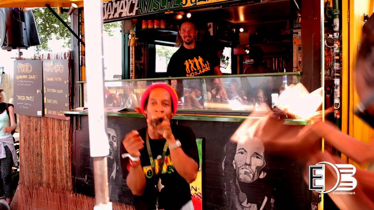 Exile Di Brave @ Da Sandwichermaker / Reggae Jam 2014 [8/3/2014]
