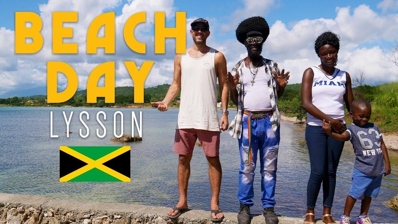 Ras Kitchen - Beach Day Jamaica! [7/5/2019]