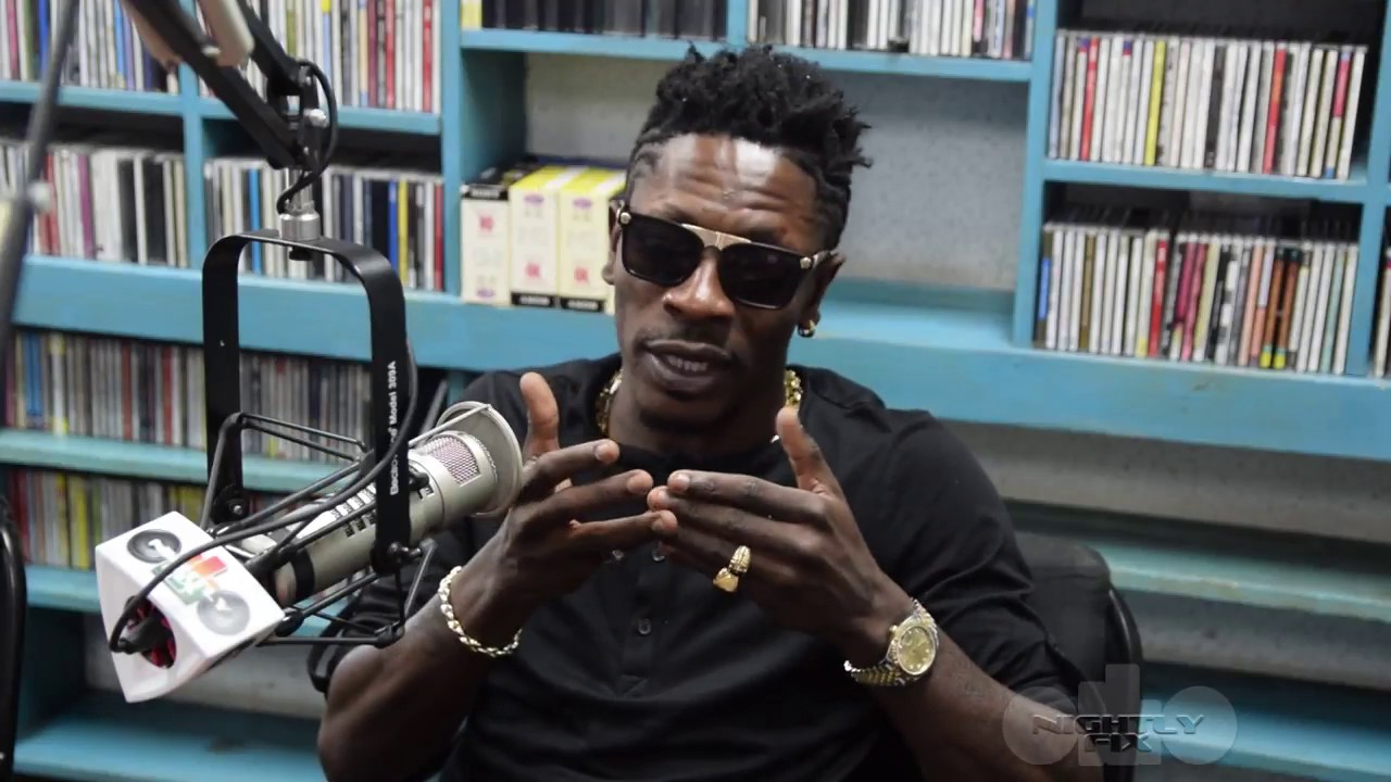 Interview with Shatta Wale @ Nightly Fix [7/23/2017]