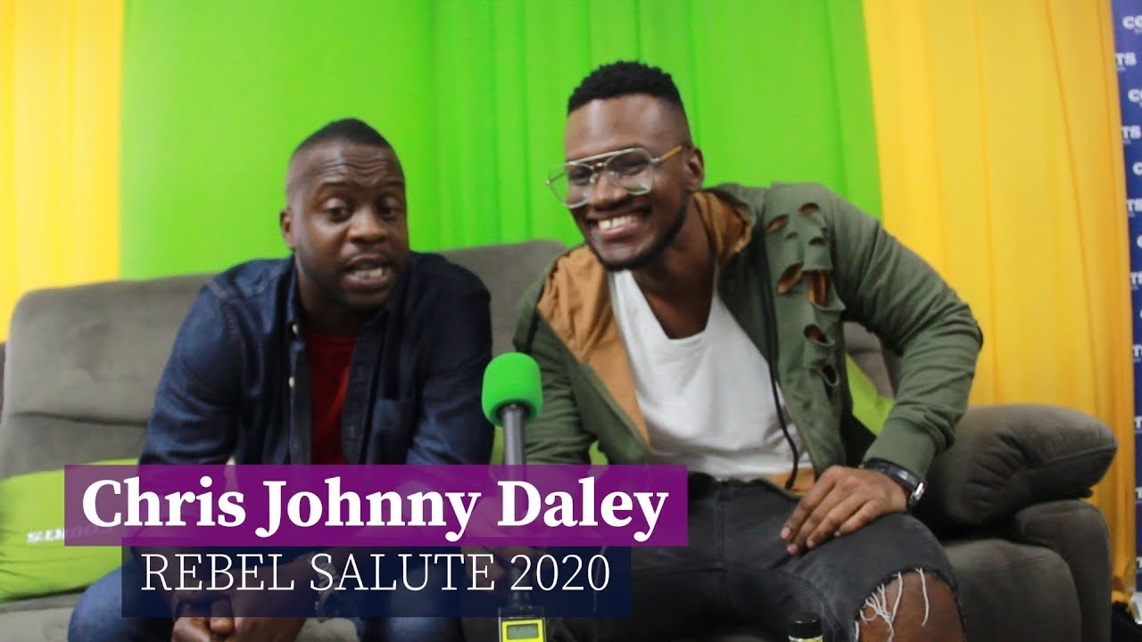 Dutty Berry meets Chris Johnny Daley @Rebel Salute 2020 [1/17/2020]