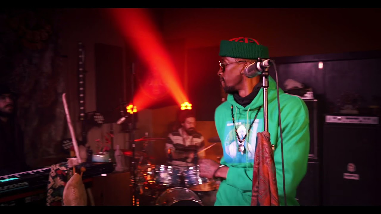 Blakkamoore feat. Rising Buffalo Tribe - Play The Role (Live) [5/3/2021]