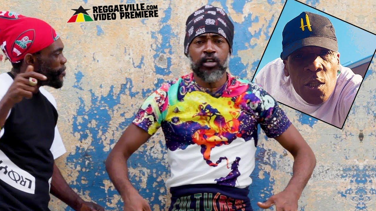 Devon Morgan feat. Lutan Fyah & Daddy Freddy - From London To Jam1 (Hip Hop Mix) [10/1/2020]