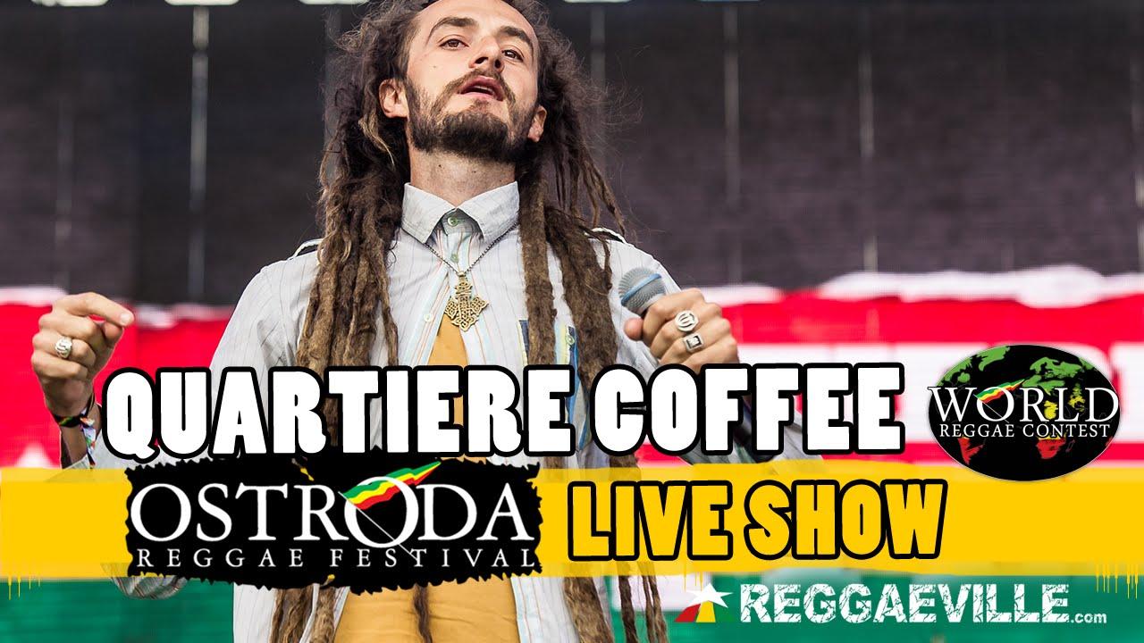 Quartiere Coffee @ Ostroda Reggae Festival 2016 [8/14/2016]