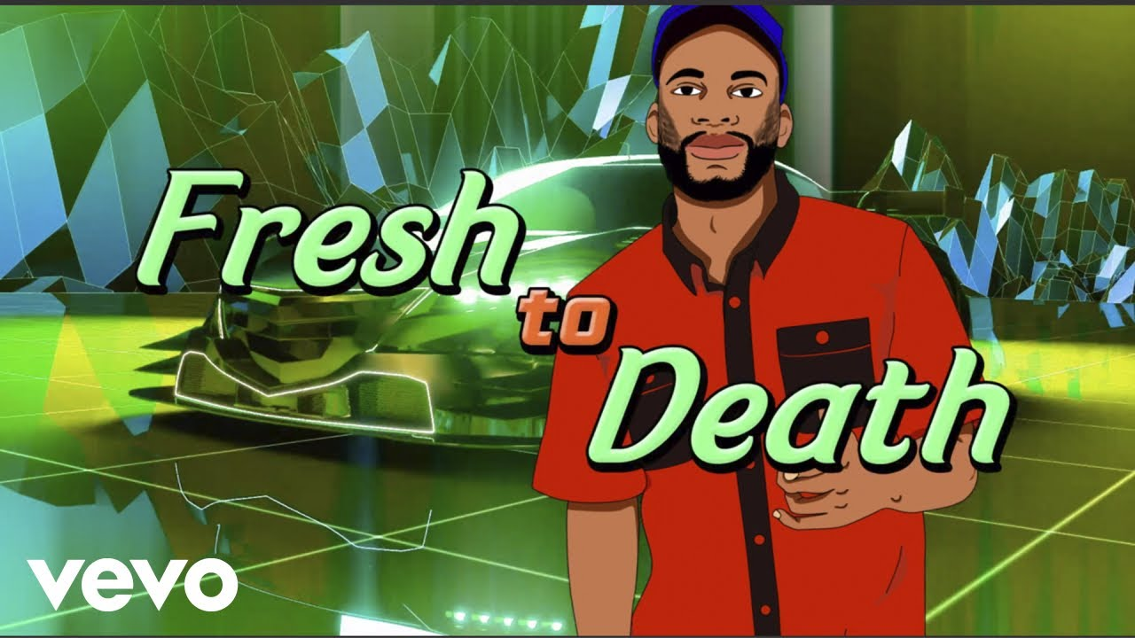 Noah Powa - Fresh to Death (Lyric Video) [8/20/2019]