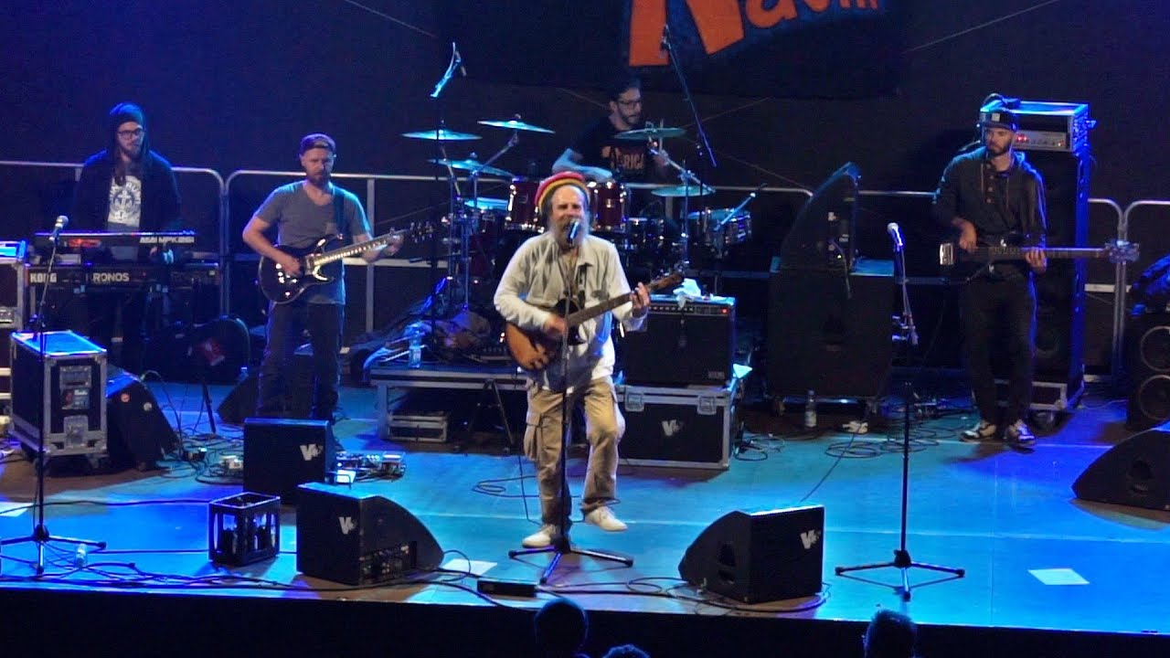 Uwe Banton & Feueralarm Band - None A Dem @ Weltnacht Festival 2018 [9/8/2018]