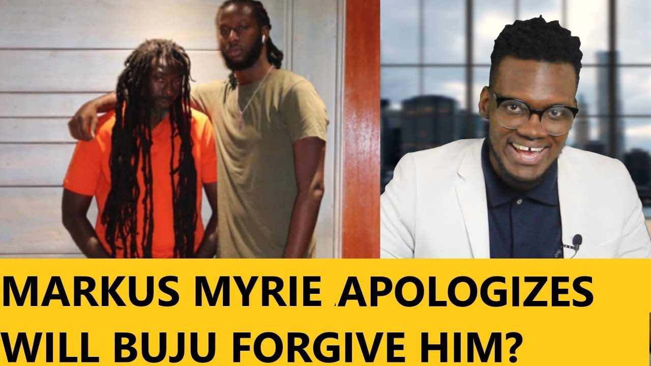 Markus Myrie Apologizes to his Father Buju Banton (The Dutty Berry Show) [3/19/2019]