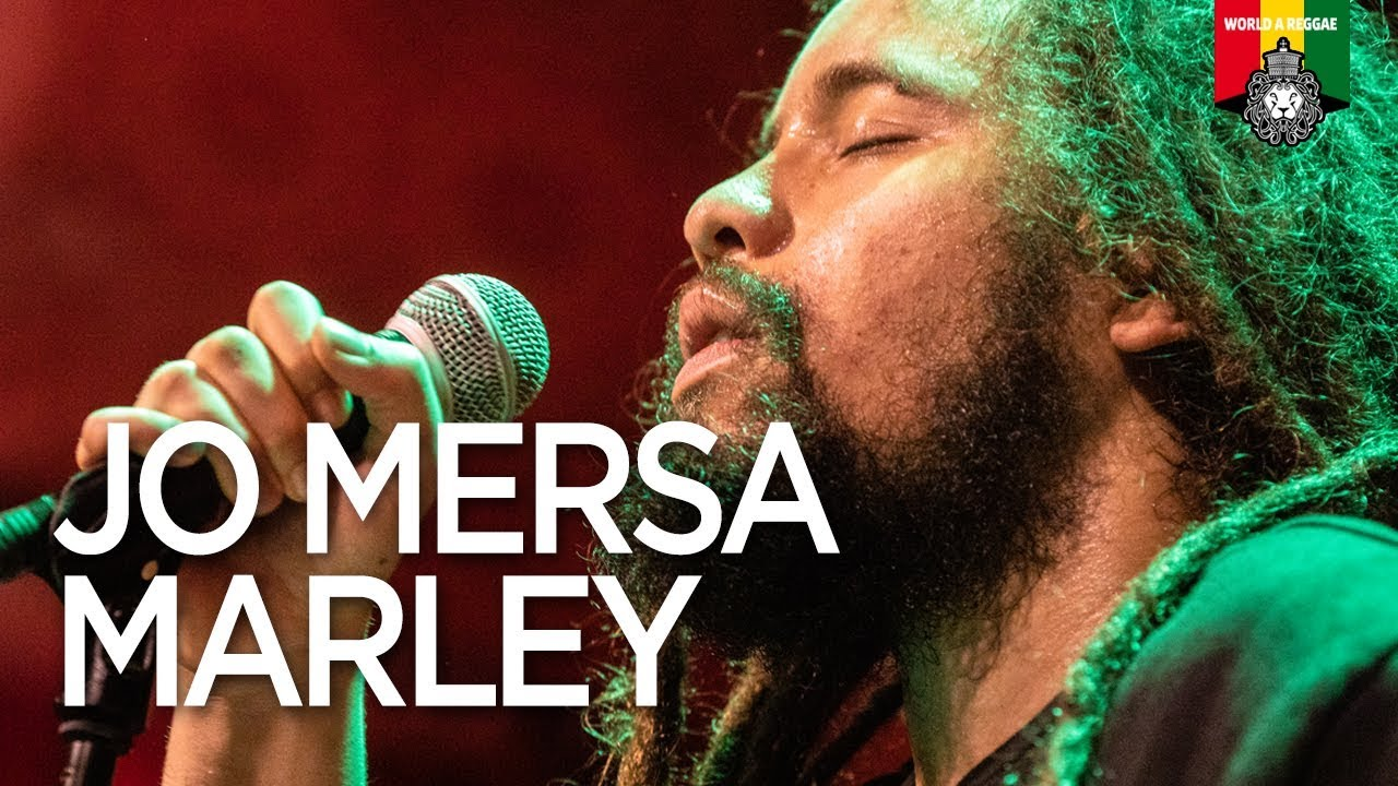 Jo Mersa Marley in The Hague, Netherlands [4/23/2019]