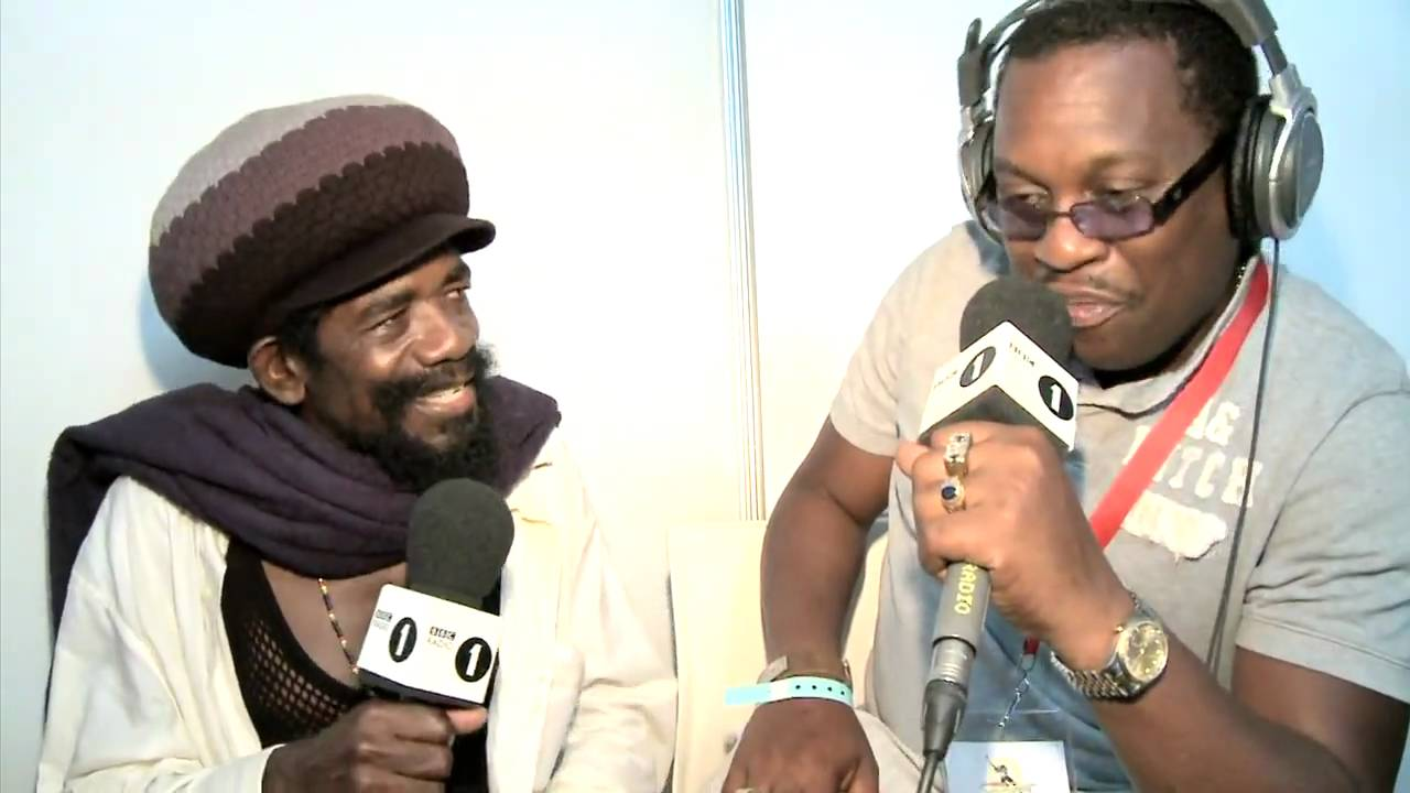 Cocoa Tea @ Chris Goldfinger BBC Radio 1 [7/24/2009]