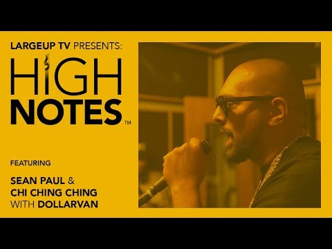 Sean Paul & Chi Ching Ching - How We Freestyle @ High Notes [4/24/2019]