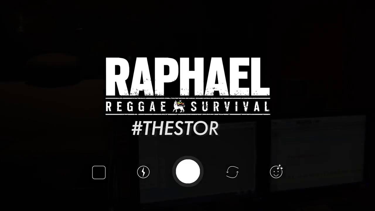 Raphael - Reggae Survival Stories #1 [2/15/2018]