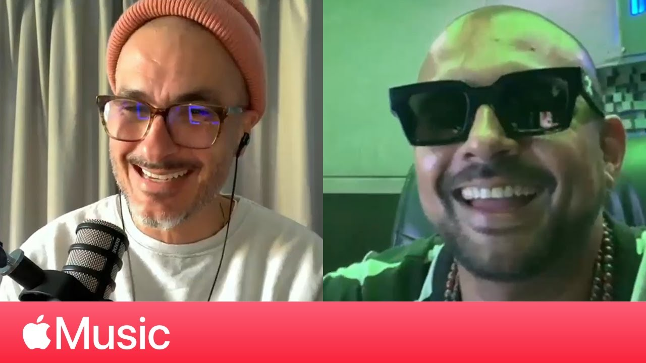 Sean Paul Interview @ Apple Music [4/19/2021]