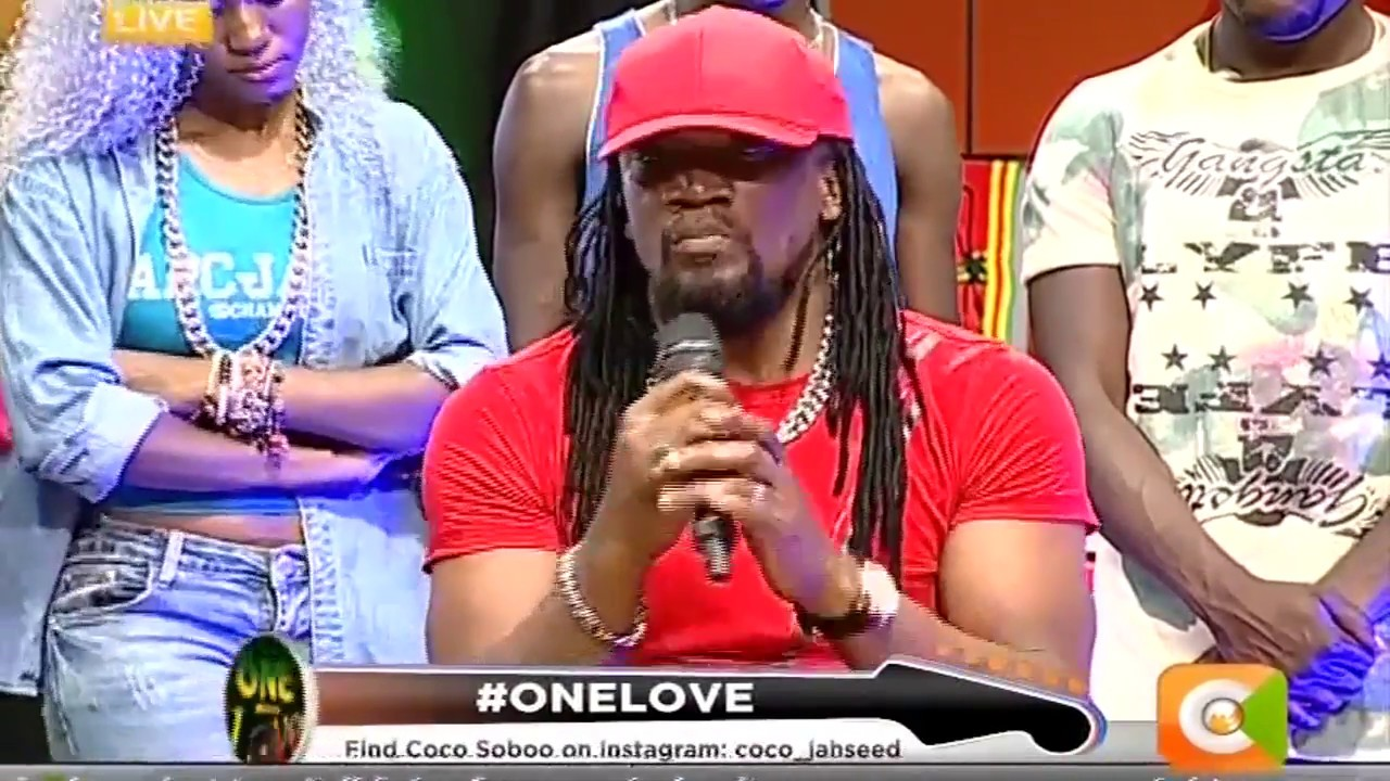 Donovan Interview @ Kenya CitizenTV [1/21/2017]