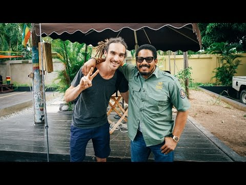 Fun For Louis visits Bob Marley Museum & Tuff Gong Studios in Kingston, Jamaica [11/21/2015]