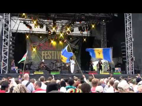 Junior Kelly @ Uppsala Reggae Festival [8/7/2009]