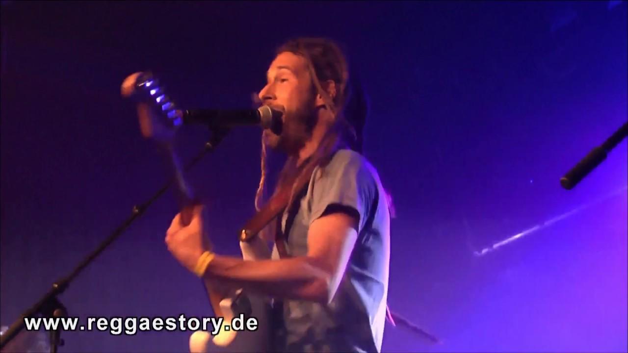 Jahcoustix & Band - Black Princess in Berlin, Germany @ Astra [7/5/2017]