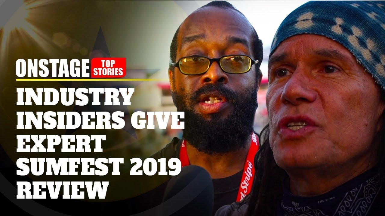 Michael Barnett & Wayne Jobson Give Expert Review Of Sumfest 2019 [7/26/2019]
