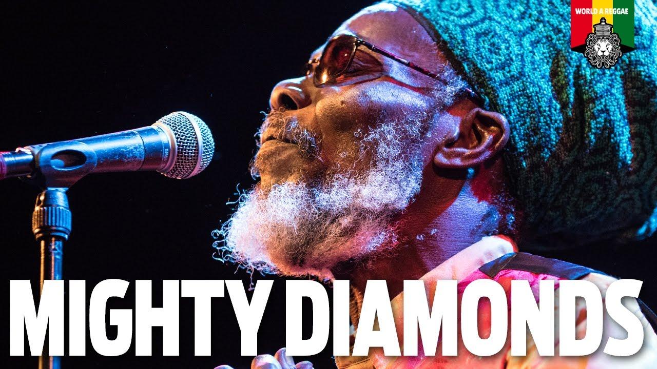 The Mighty Diamonds in Utrecht, Netherlands @ TivoliVredenburg [3/21/2017]