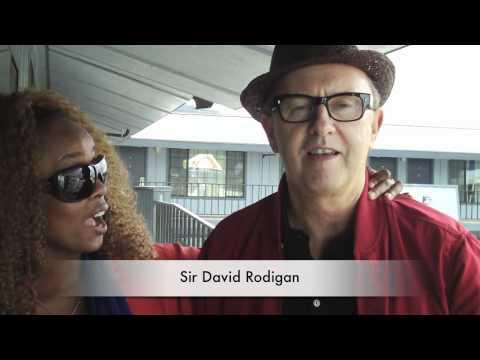 Cherine Meets David Rodigan @ SNWMF [6/22/2012]
