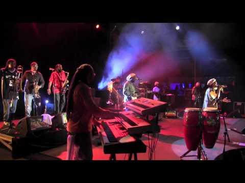 Burning Spear @Garance Reggae Festival [7/27/2011]