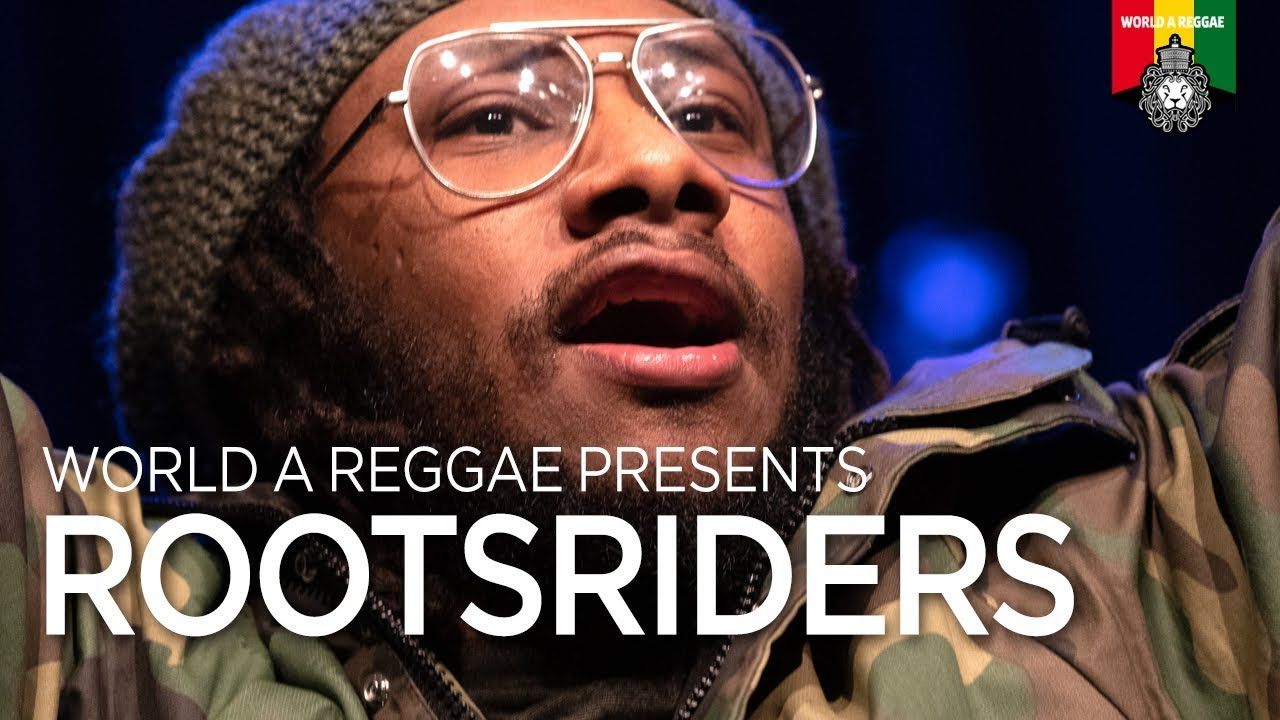 Rootsriders - Tribute to Bob Marley @ Het Klooster Woerden [11/7/2019]