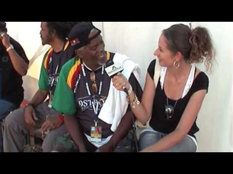 Donavon Carless - Interview @ Chiemsee Reggae Summer 8/16/2009 [8/16/2009]