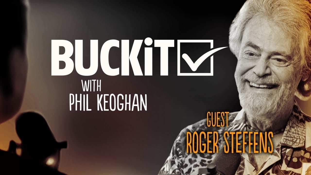 Roger Steffens @ BUCKiT with Phil Keoghan [11/7/2018]