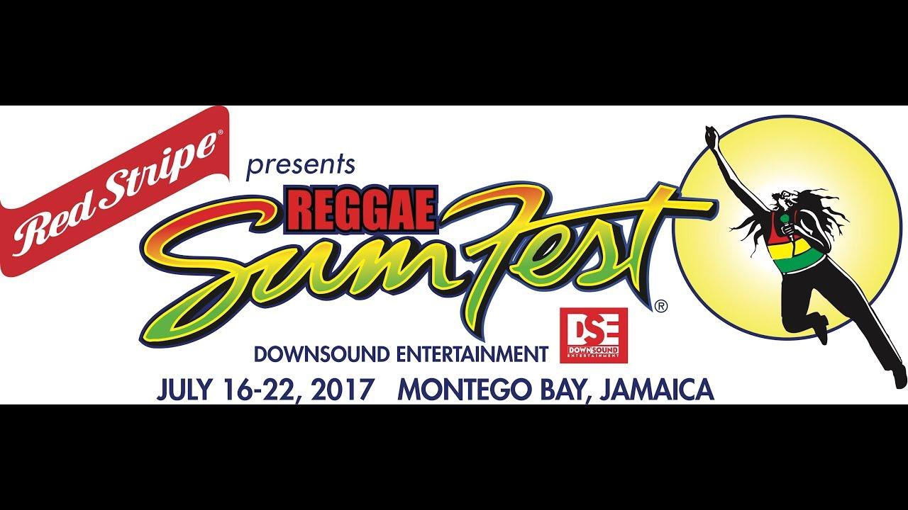 Reggae Sumfest Going Global [10/2/2017]