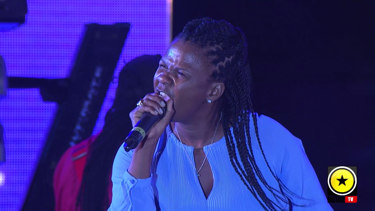 Minister Marion Hall aka Lady Saw @ Rebel Salute 2017 (Onstage TV) [1/13/2017]