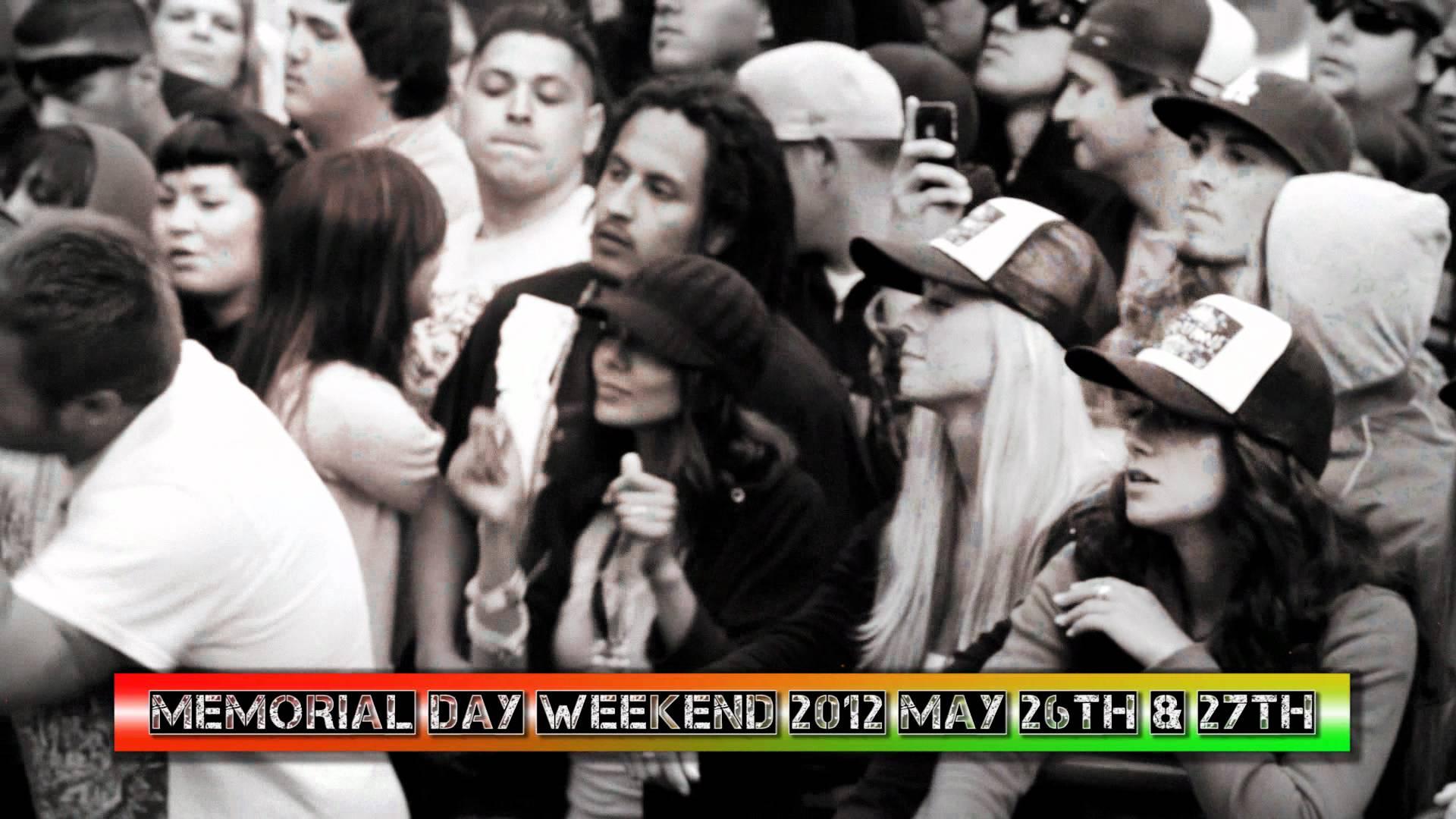 Teaser: California Roots Festival 2012 [3/7/2012]