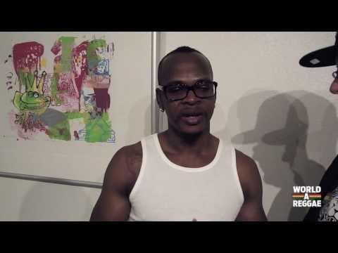Interview: Mr.Vegas @Amsterdam Reggae Festival [2/12/2011]